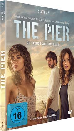 The Pier – Die fremde Seite der Liebe - Staffel 2 (3 DVDs)