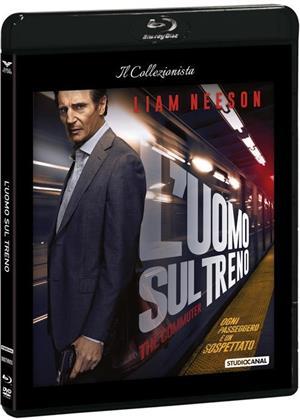 L'uomo sul treno (2018) (Il Collezionista, Blu-ray + DVD)