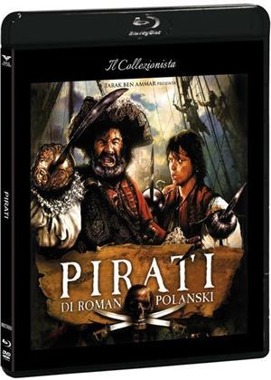 Pirati (1986) (Il Collezionista, Blu-ray + DVD)