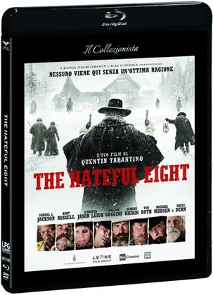 The Hateful Eight (2015) (Il Collezionista, Blu-ray + DVD)