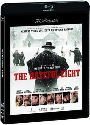 The Hateful Eight (2015) (Il Collezionista, Blu-ray + DVD)