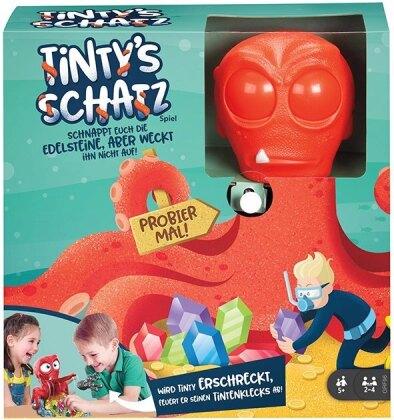 Tinty's Schatz (Kinderspiel)
