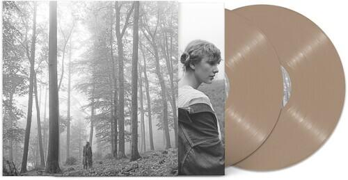Taylor Swift - Folklore (Beige Vinyl, 2 LP)
