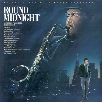 Round Midnight - OST (Limited to 1000 Copies, 2020 Reissue, Music On Vinyl, Translucent Blue Vinyl, LP)