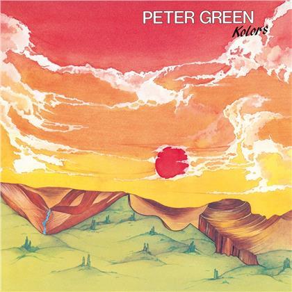 Peter Green - Kolors (2020 Reissue, Music On Vinyl, LP)