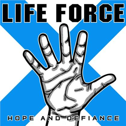 Life Force - Hope And Defiance (LP)