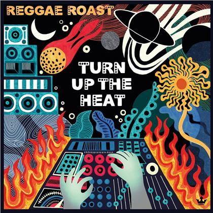Reggae Roast - Turn Up The Heat (2020 Reissue, Music On Vinyl, 45 RPM, Limited Edition, Orange Vinyl, 2 LPs)