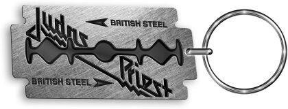 Judas Priest - Bristish Steel Schlüsselanhänger