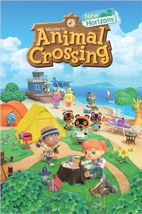 Animal Crossing: New Horizons§ - Maxi Poster