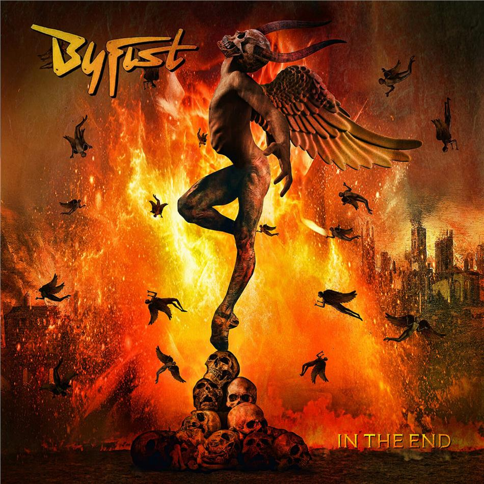Byfist - In The End (LP)