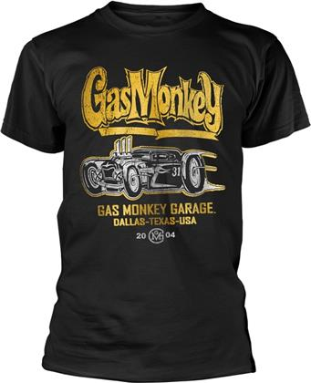 Gas Monkey Garage - Yellow Hot Rod