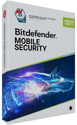 Bitdefender Mobile Security 2021 1 Gerät / 18 Monate (Code in a Box)