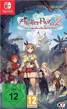 Atelier Ryza 2 - Lost Legends & the Secret Fairy