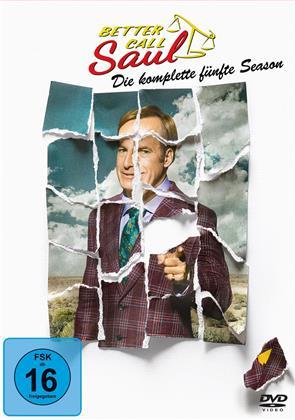 Better Call Saul - Staffel 5 (3 DVDs)