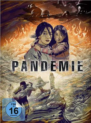 Pandemie (2013) (Collector's Edition Limitata, Mediabook, 2 Blu-ray)
