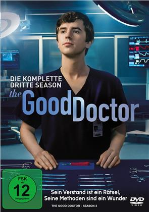 The Good Doctor - Staffel 3 (5 DVDs)