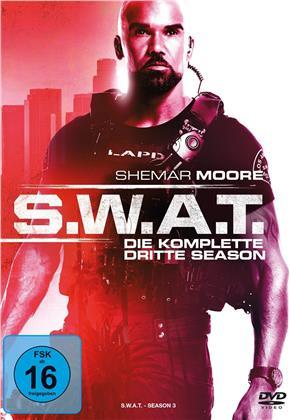 S.W.A.T. - Staffel 3 (2017) (6 DVDs)