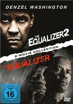 The Equalizer / The Equalizer 2 - 2-Movie Collection (2 DVDs)
