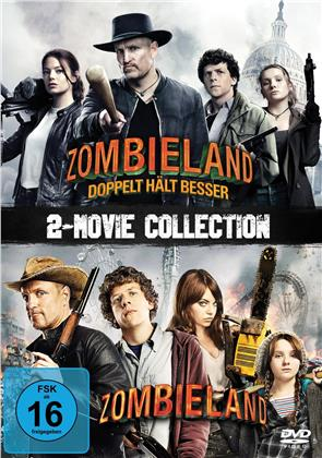 Zombieland 1 & 2 - 2-Movie Collection (2 DVDs)
