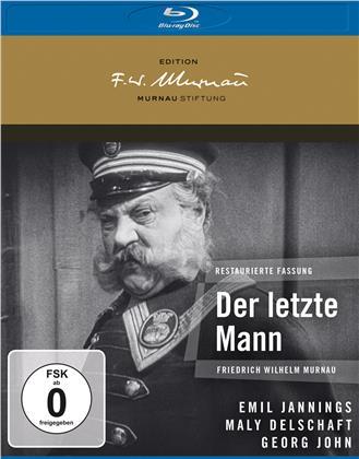 Der letzte Mann (1924) (F. W. Murnau Stiftung, s/w)