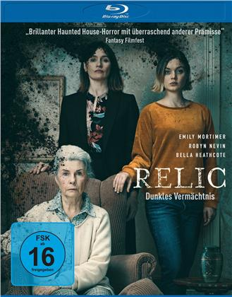 Relic - Dunkles Vermächtnis (2020)