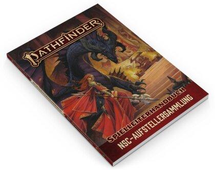 Pathfinder 2 - Aufsteller: Nichtspielercharaktere