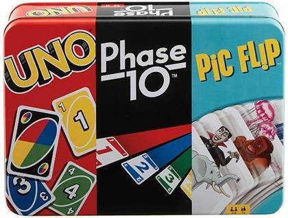 Kartenspiel-Klassiker in Metalldose