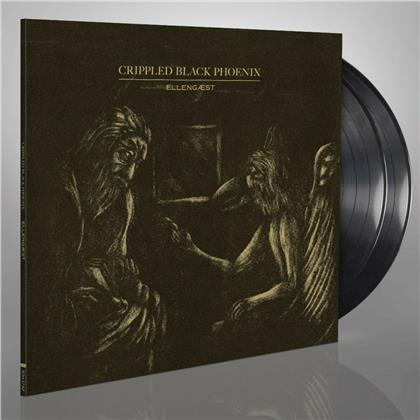Crippled Black Phoenix - Ellengæst (Gatefold, 2 LPs)