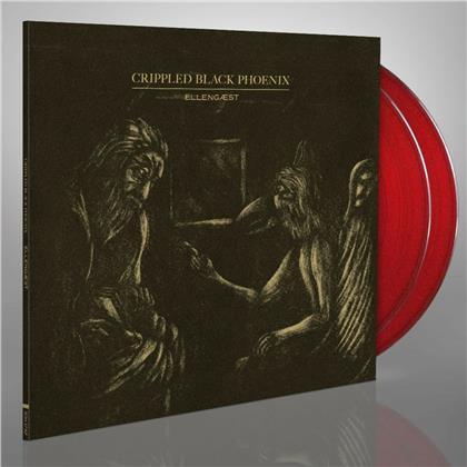 Crippled Black Phoenix - Ellengæst (Limited Edition, Transparent Red Vinyl, 2 LPs)