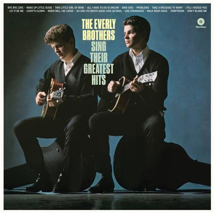 Everly Brothers - Sing Their Greatest Hits (Waxtime, LP)