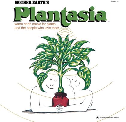 Mort Garson - Mother Earth's Plantasia (2020 Reissue, Audiophile, Sacred Bones, LP)