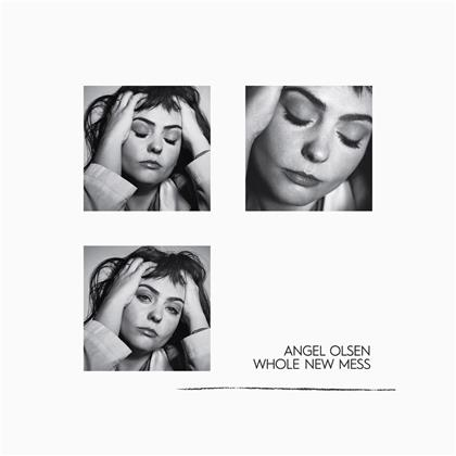 Angel Olsen - Whole New Mess (Limited Edition, Clear Smoke Translucent Vinyl, LP)