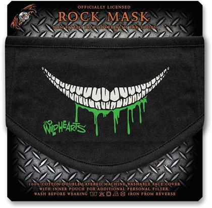 Wildhearts, The - Smiley Face Face Mask