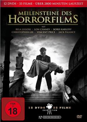 Meilensteine des Horrofilms (12 DVDs)