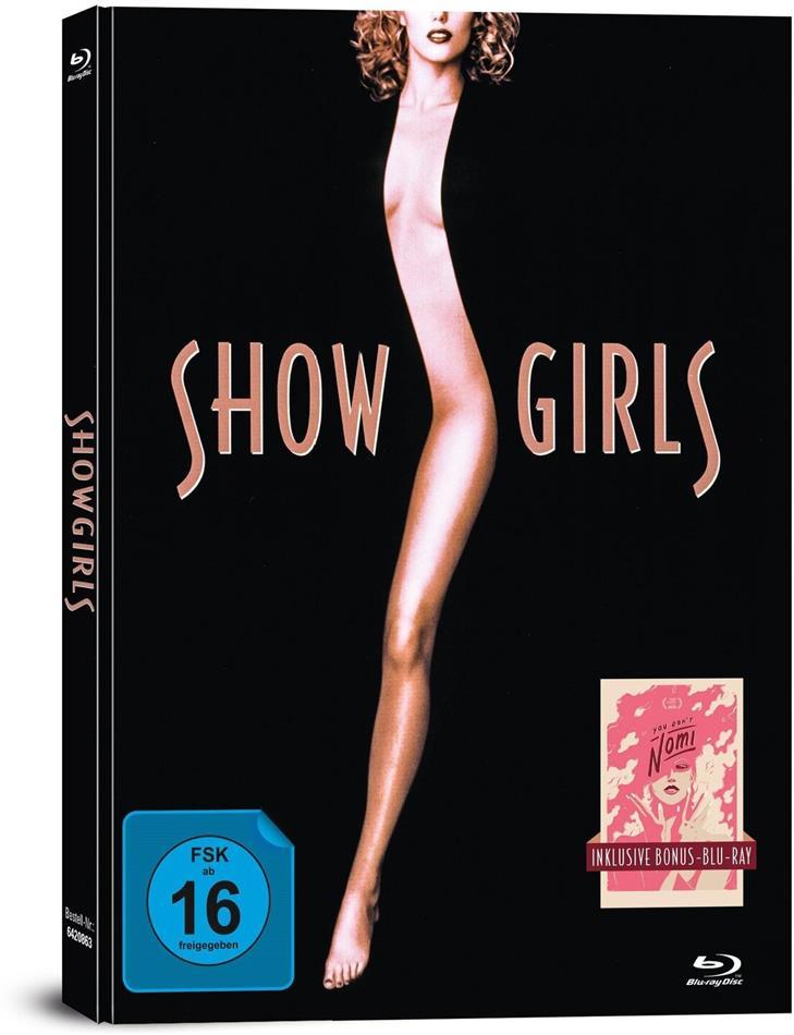 Showgirls (1995) (Limited Edition, Mediabook, 2 Blu-rays)