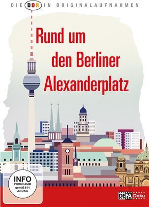Rund um den Berliner Alexanderplatz - Die DDR in Originalaufnahmen