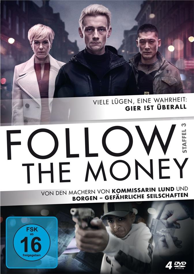 Follow the Money - Staffel 3 (4 DVDs)