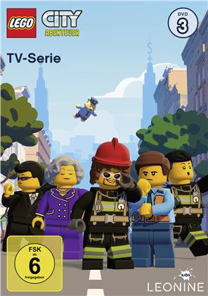 LEGO: City Abenteuer - DVD 3