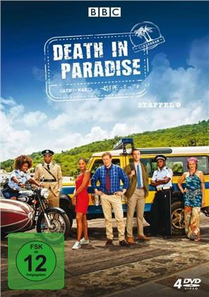Death in Paradise - Staffel 9 (4 DVDs)