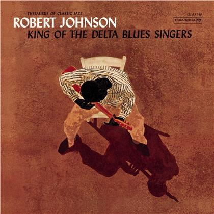 Robert Johnson - King Of The Delta Blues Singers (2020 Reissue, Columbia, LP)