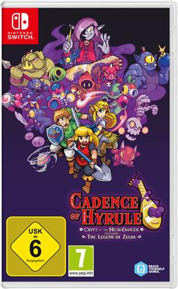 Cadence of Hyrule: Crypt of the NecroDancer