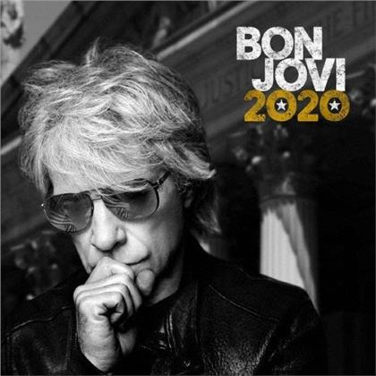 Bon Jovi - Bon Jovi 2020 (Mini LP Sleeve, + Bonustrack, Japan Edition, Deluxe Edition, Limited Edition, 2 CDs)