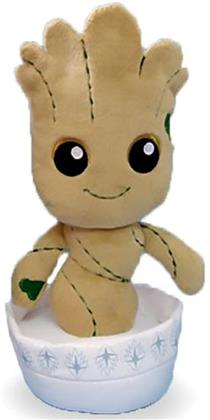 Neca - Phunny Guardians Of The Galaxy Potted Groot Plush