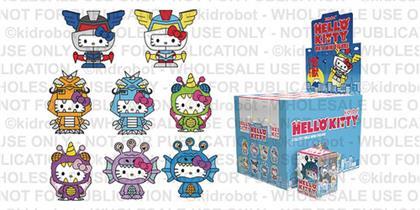 Neca - Hello Kitty Kaiju Ser Mini Fig 24PC Bmb Ds