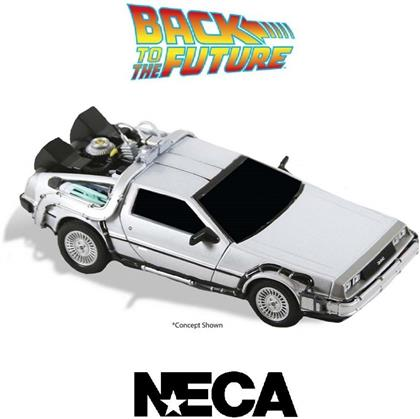 Neca - Back To The Future Die-Cast Vehicle Time Machine