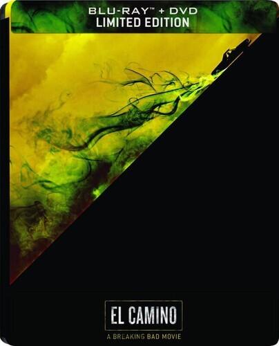 El Camino - A Breaking Bad Movie (2019) (Limited Edition, Steelbook)