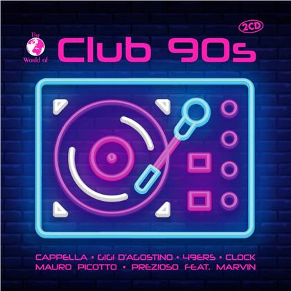 Various - 90s Club Remixes (2 CDs)