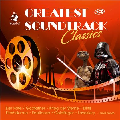 The Best Movie Themes - OST (2 CDs)