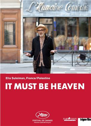 It Must Be Heaven (2019) (Digibook)