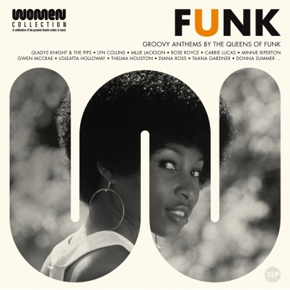 Funk Women (2020 Reissue, Wagram, LP)